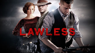 Lawless (2012) on Netflix in Canada